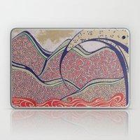 Desert Wave Laptop & iPad Skin