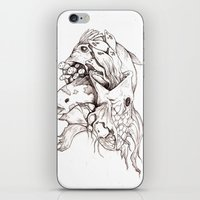 Weird Fishes iPhone & iPod Skin