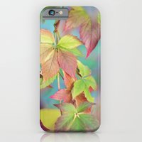 Colorful fall iPhone 6 Slim Case