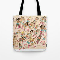 Wonder Women! Tote Bag