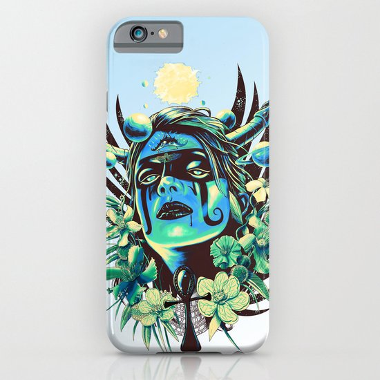Hathor (Cool) iPhone & iPod Case