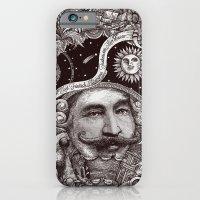 iPhone & iPod Case featuring Baron von Munchausen by Alvaro Arteaga