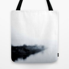 Into the unknown and they showed no fear Tote Bag