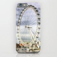 The Millennium Wheel iPhone 6 Slim Case