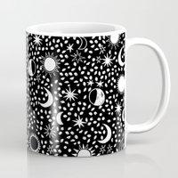 Sun, Moon, Stars By Andr… Mug