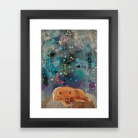 Feed Your Soul Framed Art Print