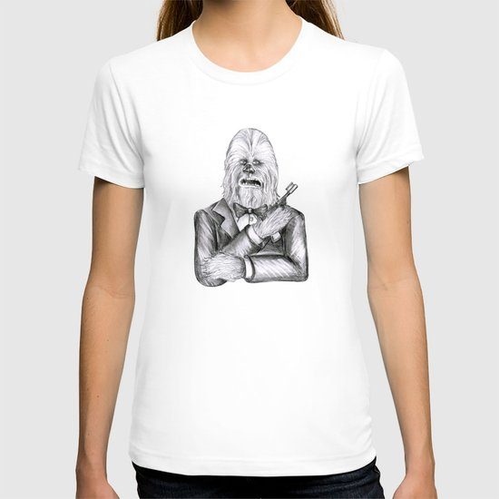 Wookie 007 T-shirt