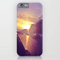 Sunset Blv. iPhone 6 Slim Case