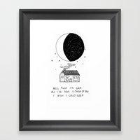 Haiku #2 Framed Art Print