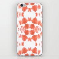 BOHEMIAN TANGERINE iPhone & iPod Skin