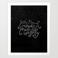 Special Edition Circles 2013 Prints - Create Wildly Art Print