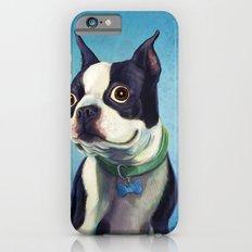 Boston Terrier iPhone 6s Slim Case
