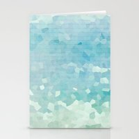 Ocean Palette Stationery Cards