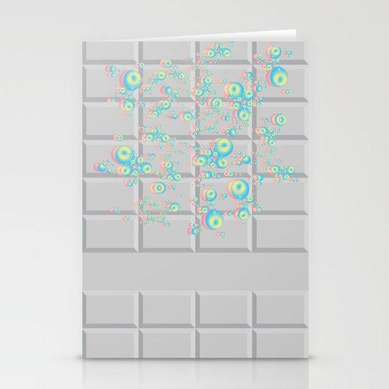 PushButton v.2 Stationery Card