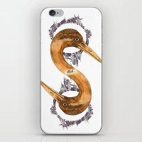 SAINT AIRONE  iPhone & iPod Skin