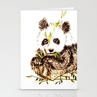Eat Your Greens Stationery Cards