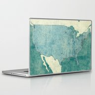 United States Of America… Laptop & iPad Skin
