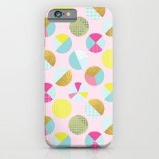 Goldielocks Gold Spots  iPhone 6 Slim Case
