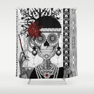 Mrs Gloria Vanderbone - … Shower Curtain