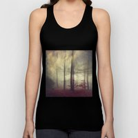 Twins Or Smokey Forest Unisex Tank Top