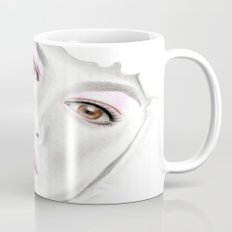 Porcelain Beauty Mug