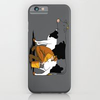 iPhone & iPod Case featuring Milking Out by Flying Mouse 365