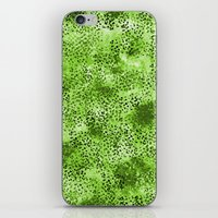 Wild (Series) Lime iPhone & iPod Skin