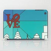 LOVE Shine iPad Case
