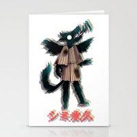 Shimi towa Stationery Cards
