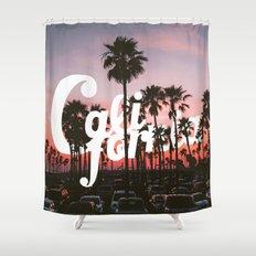 Balboa Pier, California Shower Curtain