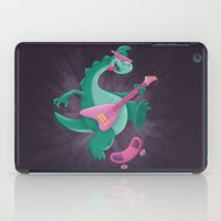 Denver the Last Dinosaur iPad Case