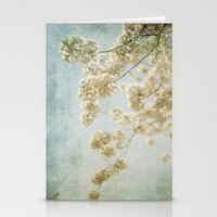 Blessings - Cherry Bloss… Stationery Cards