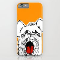 iPhone & iPod Case featuring Coyote  by Matteo Lotti