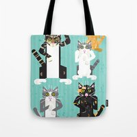 Cats I Have Known Tote Bag