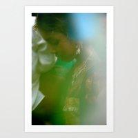 Little India Art Print