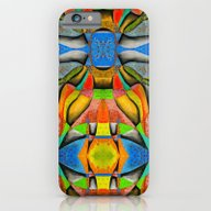 Colored Pattern iPhone 6 Slim Case