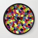colordot Wall Clock