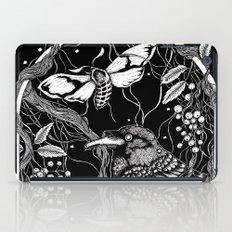 edgar allan poe - raven's nightmare iPad Case