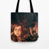 Tote Bag featuring The Road Less Traveled by Alice X. Zhang