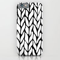 Hand Knitted iPhone 6 Slim Case