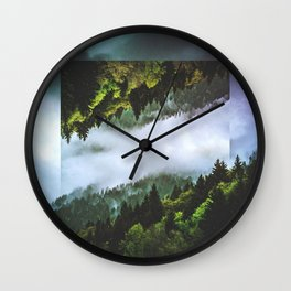 Wall Clock - Fractions A50 - Seamless
