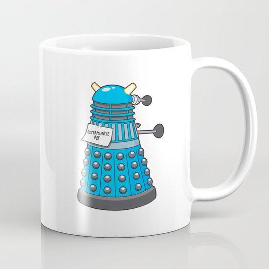 Exterminate Me Variant (Dr Who) Mug