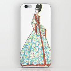 Geisha. iPhone & iPod Skin