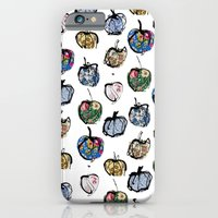 iPhone & iPod Case featuring Apples by Jen Moules