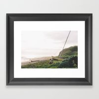 Catamaran No. 2 Framed Art Print