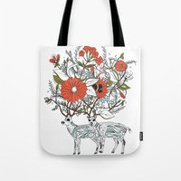 We Were Together Tote Bag