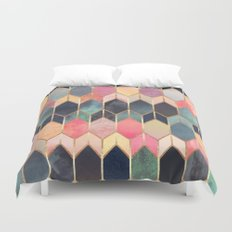 Stained Glass 3 Duvet Cover