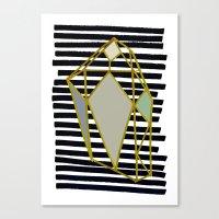 illusory. Canvas Print