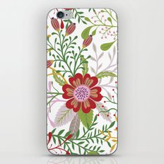 Floral Pattern #44 iPhone & iPod Skin