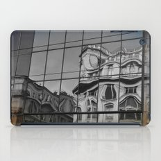 french architecture iPad Case